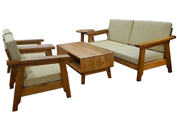 Nội thất Minh Phú : Chuyên nội thất gỗ sồi mỹ tự nhiên giá xuất xưởng ( Có trả góp)
