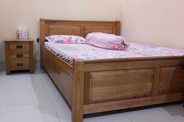 Nội thất Minh Phú : Chuyên nội thất gỗ sồi mỹ tự nhiên giá xuất xưởng ( Có trả góp) - 24